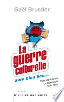 La guerre culturelle aura bien lieu Pdf/ePub eBook
