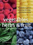 Vegetables  Herbs   Fruit