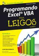 Excel 2010 Power Programming With Vba [Pdf/ePub] eBook