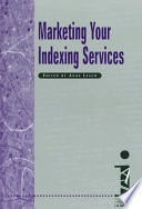 Marketing Your Indexing Services Book PDF