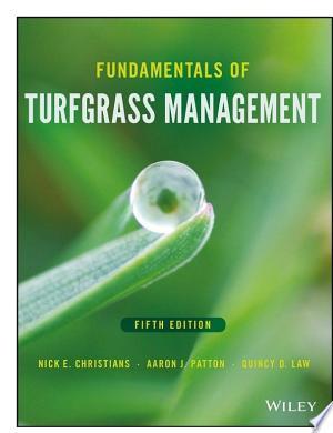 Download Fundamentals of Turfgrass Management online Books - godinez books