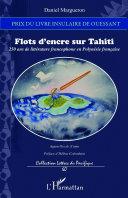 Flots d'encre sur Tahiti [Pdf/ePub] eBook