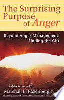 The Surprising Purpose of Anger  : Beyond Anger Management - Finding the Gift