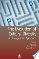 The Evolution Of Cultural Diversity Book PDF