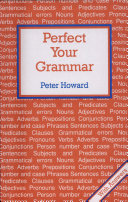 Perfect Your Grammar