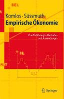Empirische Ökonomie