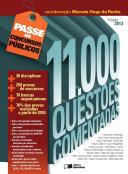 PASSE EM CONCURSOS PÚBLICOS - 11.000 QUESTÕES COMENTADAS