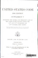 United states code: Volume 4
