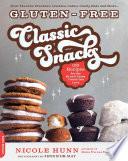 Gluten Free Classic Snacks Book