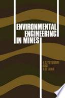 Environmental Engineering in Mines