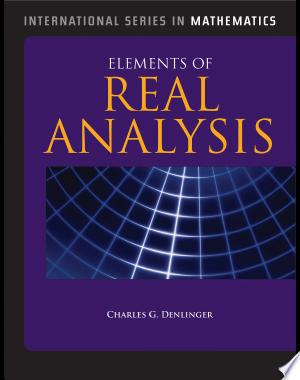 Download Elements of Real Analysis PDF Book - PDFBooks