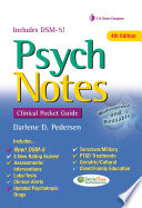 Psych Notes