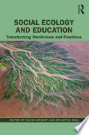 Social Ecology and Education Book