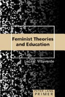 Feminist Theories and Education