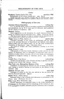 Classified Catalogue