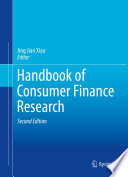"""Handbook of Consumer Finance Research"" by Jing Jian Xiao"