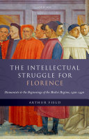 The Intellectual Struggle for Florence Pdf/ePub eBook