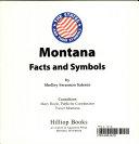 Montana Facts and Symbols