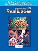 Prentice Hall Realidades 2 Book