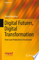 Digital Futures, Digital Transformation