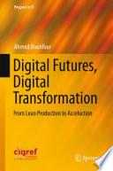 Digital Futures  Digital Transformation