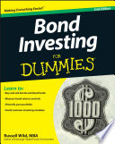Bond Investing For Dummies Book