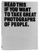 Read This If You Want to Take Great Photographs of People Book