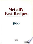 McCall's Best Recipes, 1990