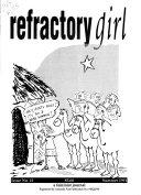 Refractory Girl Book