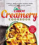 The Cabot Creamery Cookbook