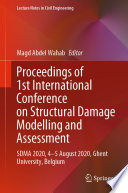Proceedings of 1st International Conference on Structural Damage Modelling and Assessment Book