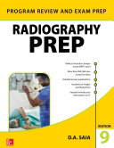 Radiography PREP  Program Review and Exam Preparation   Ninth Edition