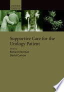 Supportive Care for the Urology Patient