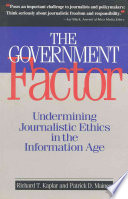 The Government Factor Book PDF
