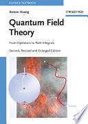 Quantum Field Theory