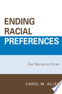 Ending Racial Preferences