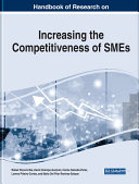 Handbook of Research on Increasing the Competitiveness of SMEs [Pdf/ePub] eBook