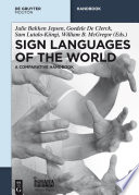 Sign Languages of the World Book