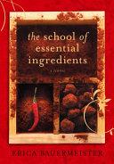Pdf The School of Essential Ingredients