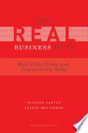 Real Business Of It Book
