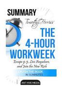 Tim Ferriss's the 4-Hour Work Week Summary