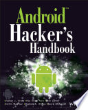 Android Hacker S Handbook Book PDF