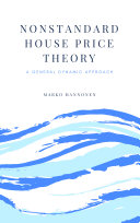 Nonstandard House Price Theory