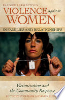 Violence Against Women In Families And Relationships 4 Volumes
