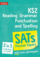 New KS2 SATs English Reading, Grammar, Punctuation and Spelling Practice Papers