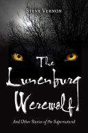 The Lunenburg Werewolf