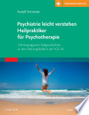 Psychiatrie Leicht Verstehen Heilpraktiker F  r Psychotherapie