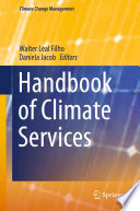 Handbook of Climate Services Book