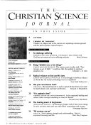 The Christian Science Journal