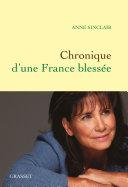 Pdf Chronique d'une France blessée Telecharger
